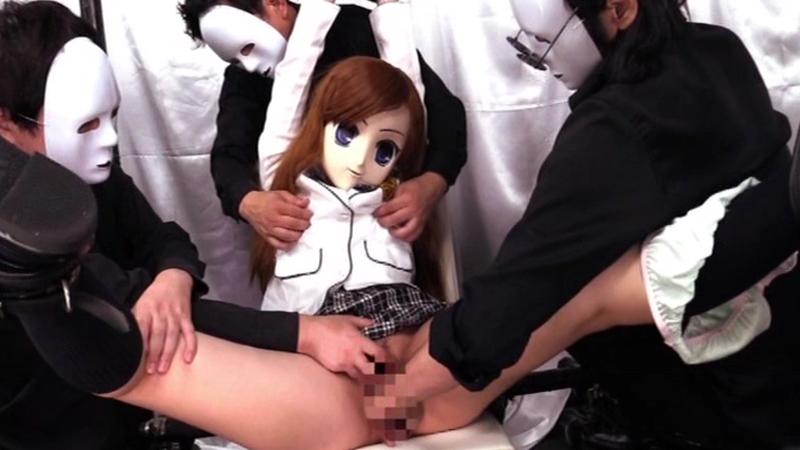 虹色爆淫拷問アクメ Episode-01:裏切られたミ~ナの哀愁 残酷なほど絶頂を繰り返す淫虐人形