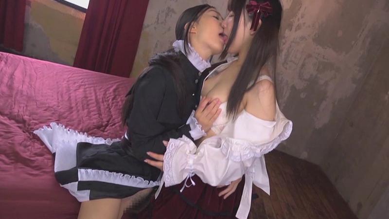 古川いおり 本気レズ解禁!豪華美女共演ペニバンFUCK4本番