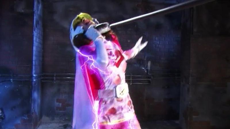 SUPER HEROINE アクションウォーズ06 強攻救助隊バードエンジェル