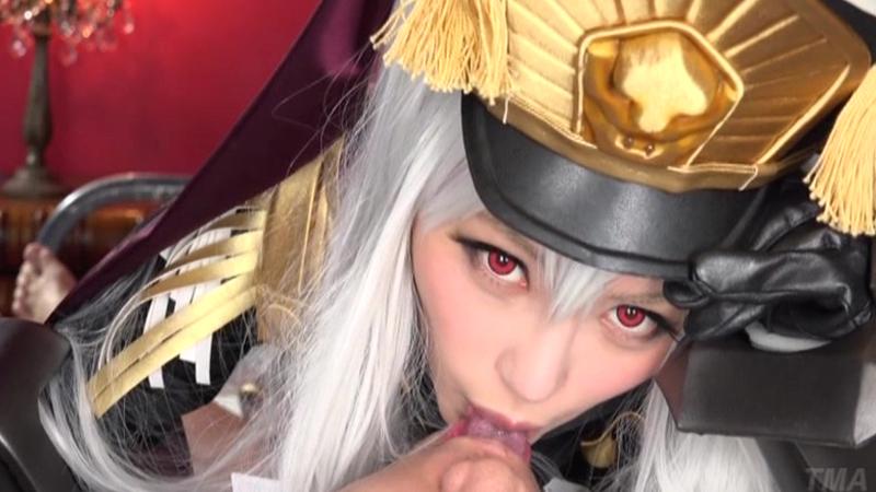 人気AV女優波木はるか×アニメコスプレ〜本能剥き出しディープキス中出し性交〜