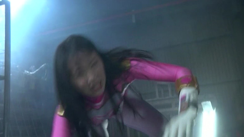 SUPER HEROINE アクションウォーズ10 宇宙戦隊ギャラクシーファイブ ピンクフェニックス