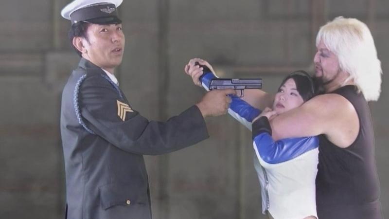 フルメタル・バーニング キャプテン・モデ