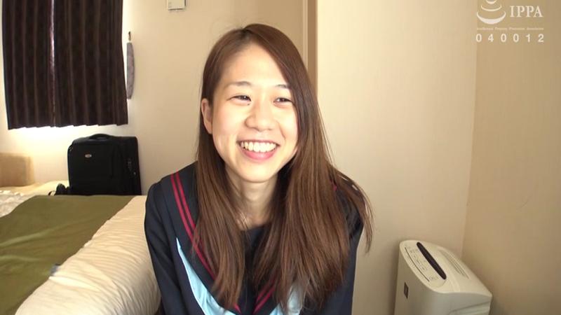 制服の逸材 神戸発 関西弁の可愛い華奢ボインと鬼くびれを持つ小柄な少女 けいこ