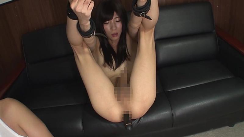 オナ禁1ヶ月で全身性感帯になったカリスマ女装娘の馬並み発射!涼香
