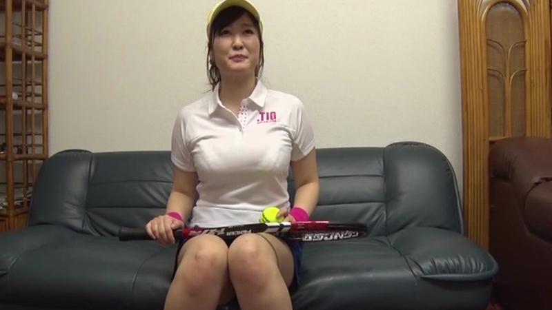 現役女子大生テニスプレイヤー みお20歳