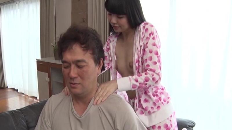 うちの娘、家ではブラジャーを着けないので、父としてはちょっと困ってます… ちづるちゃん