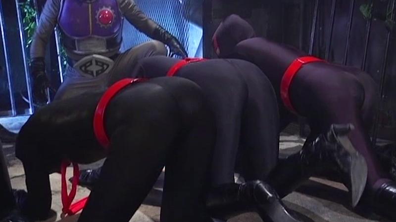 スーパーヒロインドミネーション地獄06 女戦闘員忍者編