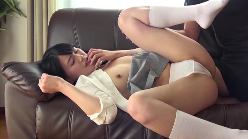 新章・放課後美少女H 美巨乳を弄び尽くし、愛液滴る秘所を責め抜いたラブホ濃厚セックス…。 成宮かんな