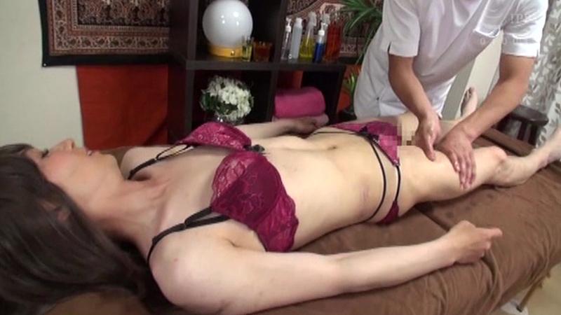 男根エステにハマる女装子CA 莉乃 先生の指先が…わたしの肉体を狂わせる… 小嶋莉乃