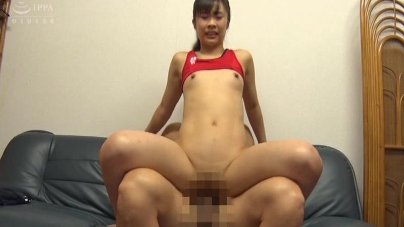 筋肉美少女ランナー かおり21歳