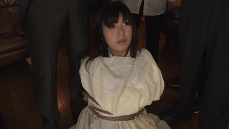 島崎結衣 女子高生緊縛監禁孕ませ調教【新作】