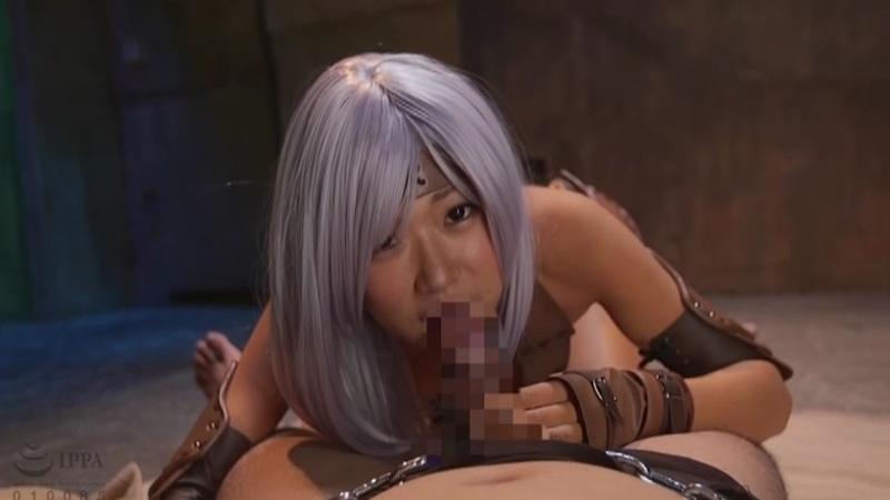 異世界ファンタジー褐色美女と連続中出し性交【新作】