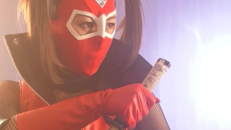 紅影忍 紗月【新作】