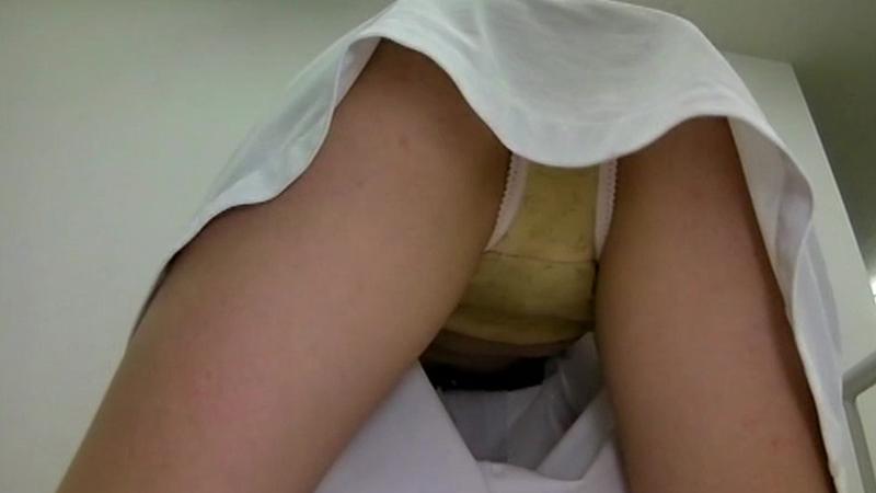 ナースのパンチラコレクション 白衣に包まれた禁断の花園【新作】