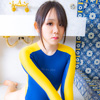 競泳水着Doll Azure Maiden �T sukumizu.tv