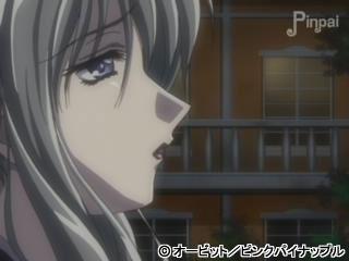 【二次エロ】顔のない月 第五夜「彼岸花」【アニメ】のエロ画像1枚目