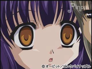 【二次エロ】顔のない月 第三夜「芍薬」【アニメ】のエロ画像1枚目