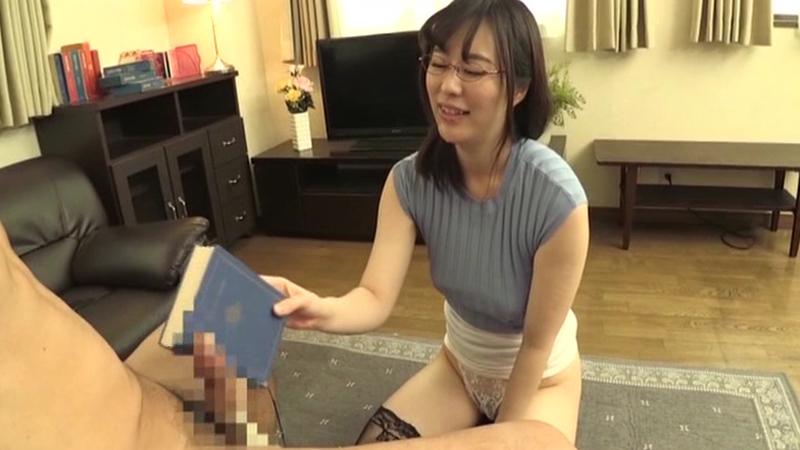 文学系人妻ねっちょり囁き拘束痴女【新作】