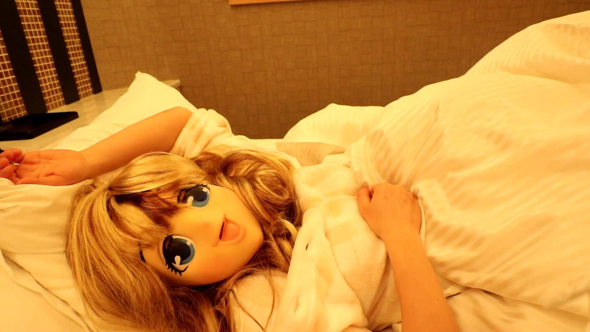 マスクガールNO3・お昼寝後、ソファーに拘束両手両足アナル膣内おっぱい電気デンマ責め(ASMR対応)【予約】