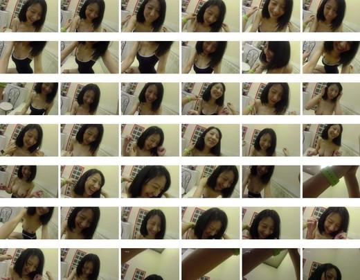 【くすぐりSP】スク水&おっぱい丸出しの美熟女とくすぐり合い@フェチ界(ウェアラブルカメラ)