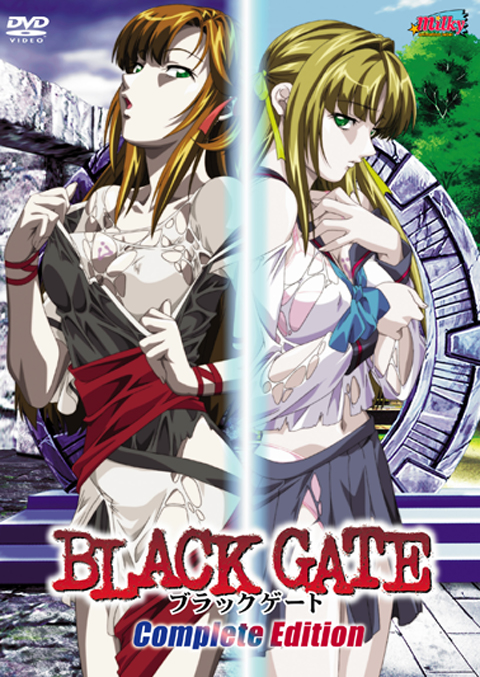 BLACK GATE Complete Editionのタイトル画像