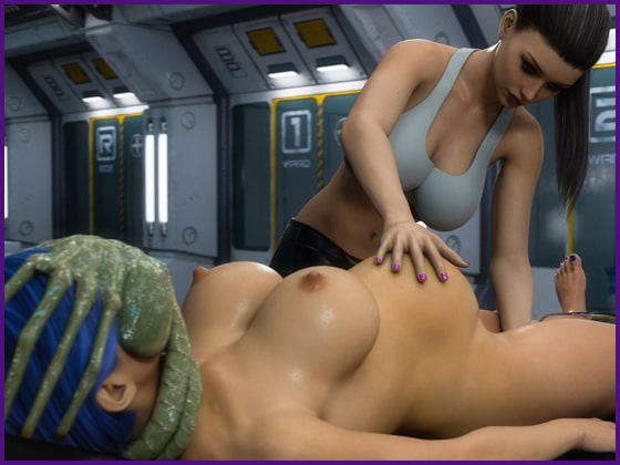 Alien Contamination IIのタイトル画像