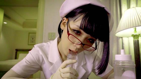 【撮り下ろし】ナースさんのえっちな治療【15分】のタイトル画像