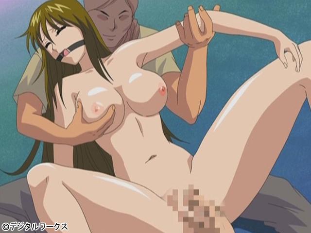 【二次エロ】痴母 後編【アニメ】のエロ画像1枚目