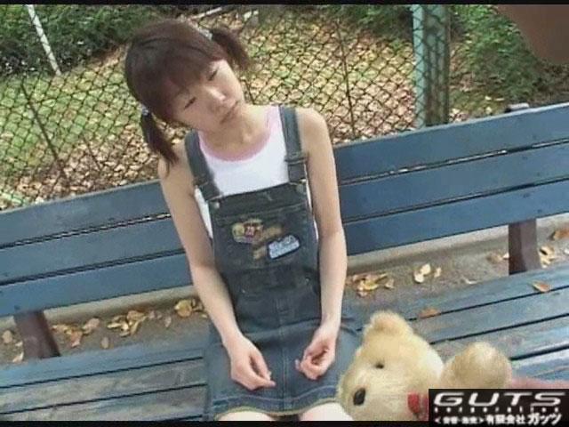 【エロ動画】少女愛好家 かなちゃんのエロ画像1枚目