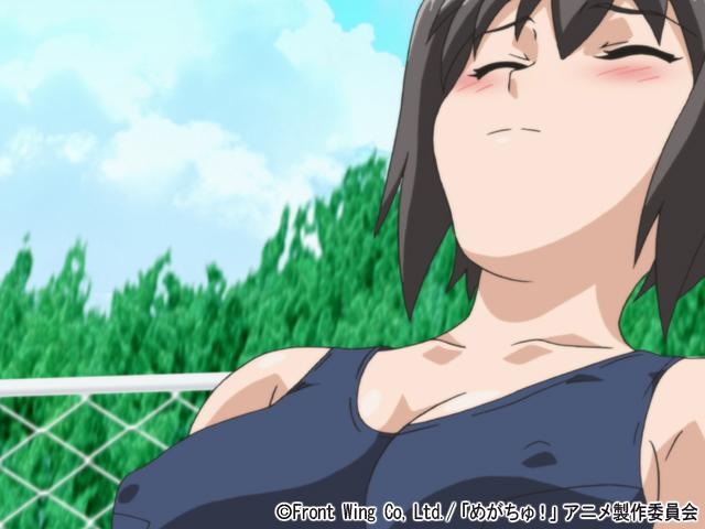 【二次エロ】めがちゅ! The Animation 第2話【アニメ】のエロ画像1枚目