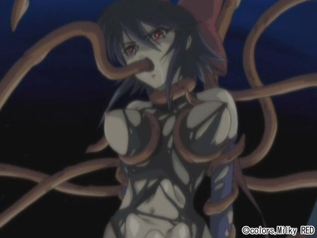 【二次エロ】魔法少女アイ Vol.1 魔法少女ハ独リ・・・【アニメ】のエロ画像1枚目