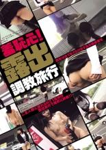 【エロ動画】羞恥心! 露出調教旅行の画像
