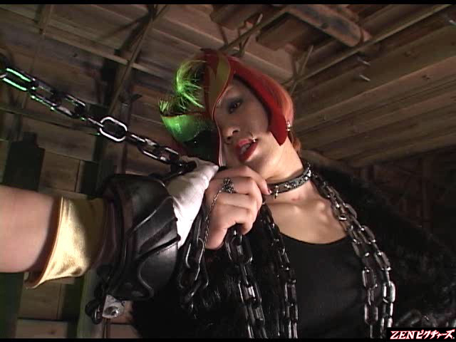 【エロ動画】熟女ヒロイン 02のエロ画像1枚目