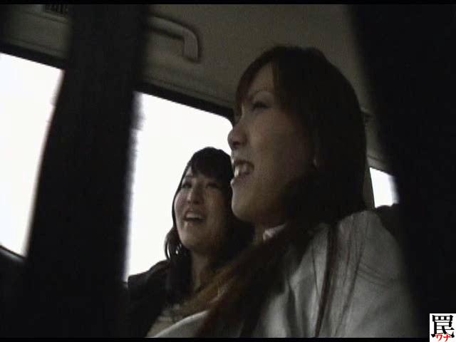 【エロ動画】ナンパした素人娘を心霊スポットに連れて行き、超リアルな化け物に犯られるのエロ画像1枚目