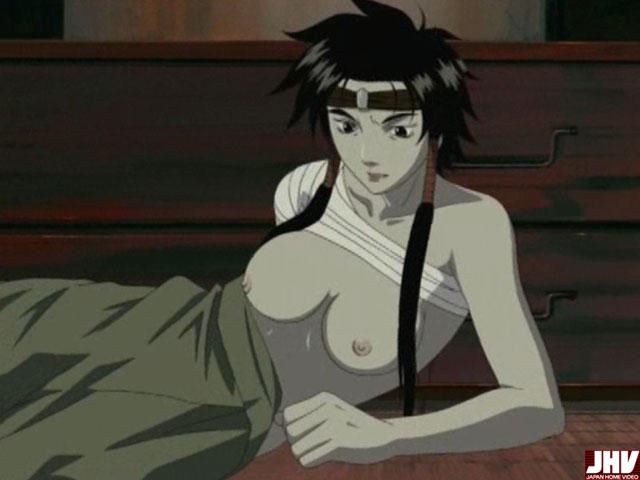 【二次エロ】影〜Shadow〜 其ノ参 抜け忍【アニメ】のエロ画像1枚目