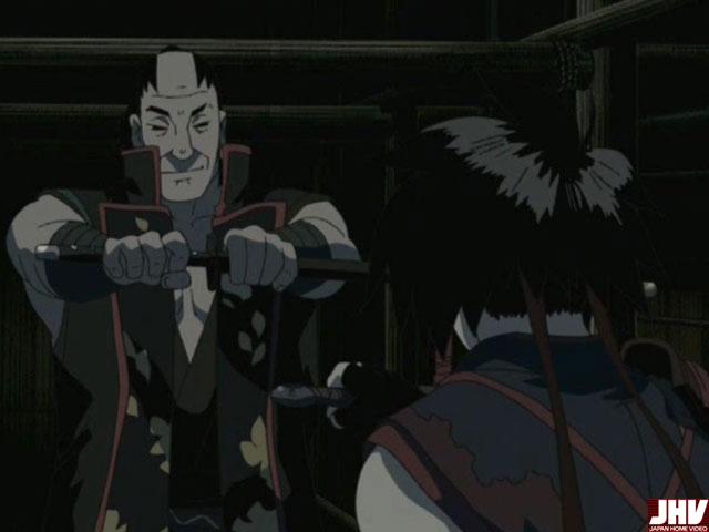 【二次エロ】影〜Shadow〜 其ノ四 流転【アニメ】のエロ画像1枚目