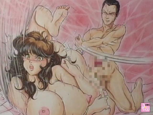 【二次エロ】いけない近親相姦 完全版【アニメ】のエロ画像1枚目