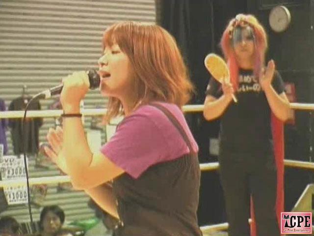 エロ動画、どきっ! 女だらけのキャットファイト祭2009-真夏の夜の夢- 上巻の表紙画像