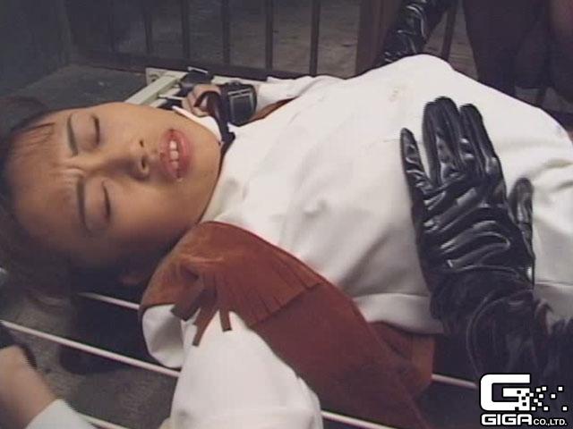 【エロ動画】ヒロイン拷問 復刻版 4