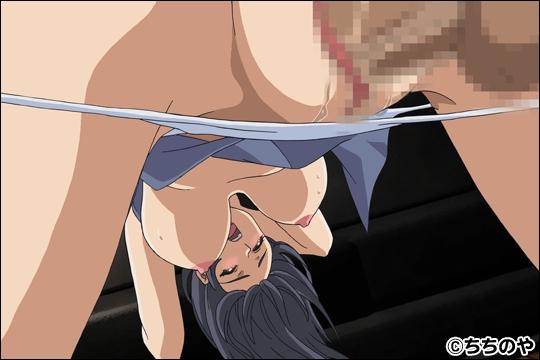【二次エロ】ネトラレ【アニメ】のエロ画像1枚目