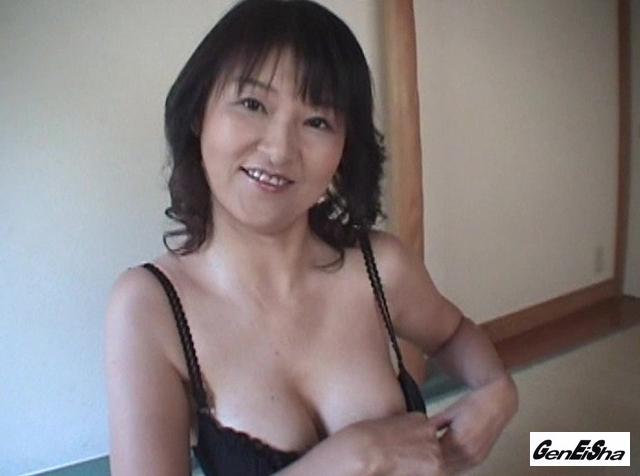 【エロ動画】四十路のあぶない兄嫁 大石純子のエロ画像1枚目