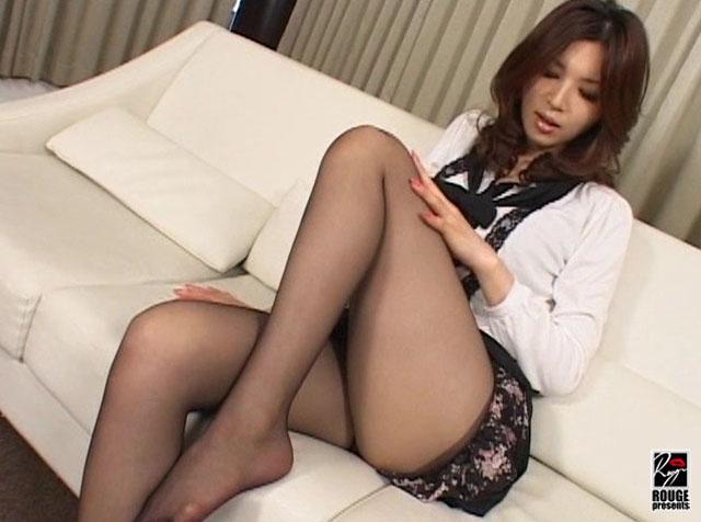 【エロ動画】人妻LEGS IIIのエロ画像1枚目