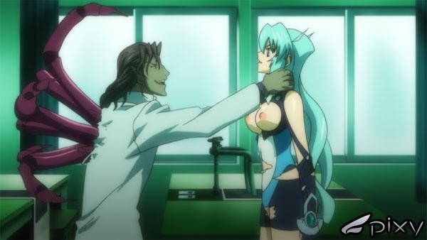 【二次エロ】魔法少女イスカ Vol.02〜魔獄〜【アニメ】のエロ画像1枚目