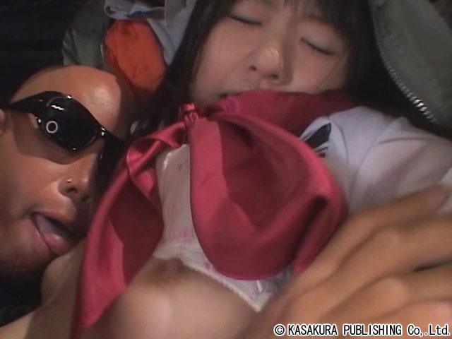 【エロ動画】女子校生監禁レイプ つぼみのエロ画像1枚目