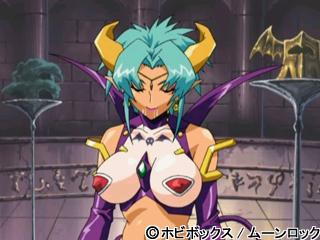 【二次エロ】VIPER−GTS− 悪魔召姦篇【アニメ】のエロ画像1枚目