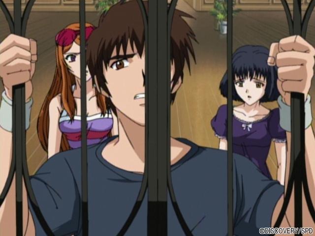 【二次エロ】黒姫-桎梏の館-〜前篇〜【アニメ】のエロ画像1枚目