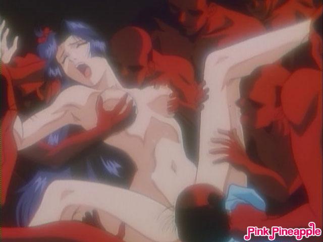 【二次エロ】淫魔妖女/III〜魔夜〜【アニメ】のエロ画像 No.7
