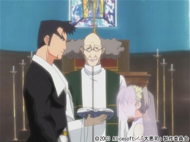 【二次エロ】大悪司 番外編 「殺繚乱」【アニメ】のエロ画像1枚目