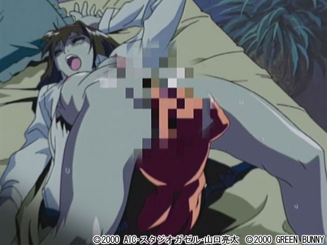 【二次エロ】鬼点睛 第三話【アニメ】のエロ画像1枚目