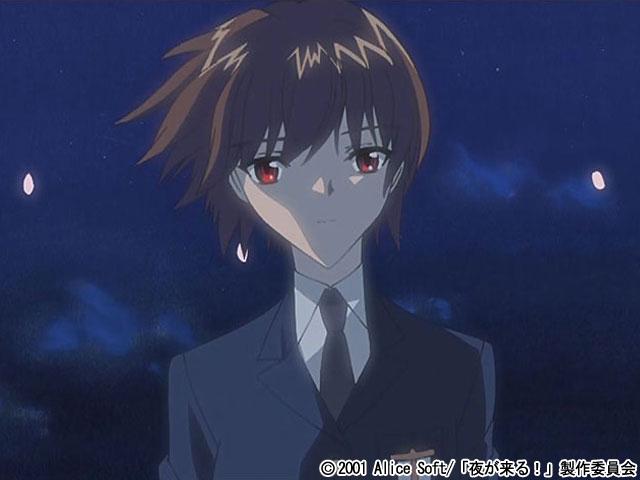 【二次エロ】夜が来る! 第1夜〜双つの月〜【アニメ】のエロ画像1枚目